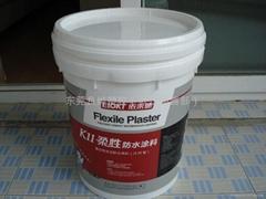 20L丝网印刷塑料桶