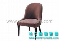 咖啡館沙發椅