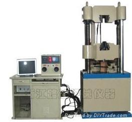 WAW系列微机控制电液伺服万能材料试验机 1