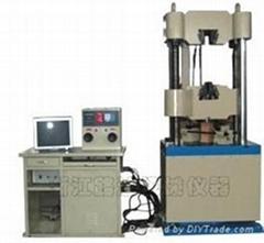 WAW系列微機控制電液伺服萬能材料試驗機