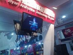 湖南长沙展览中心液晶电视租赁