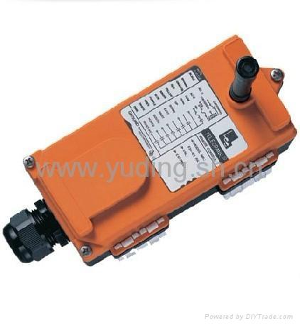 禹鼎雙速工業無線電遙控器F21-4D 2