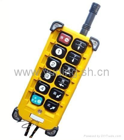 禹鼎MD葫芦工业双速遥控器F23-A++ 1