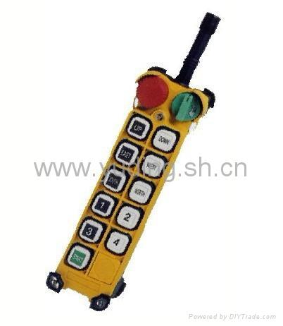 台湾禹鼎行车无线遥控器F24-10D 1