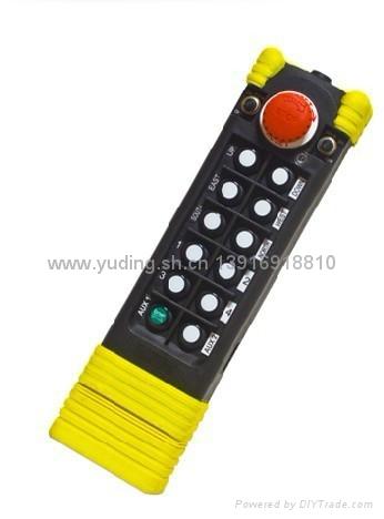 台湾工业无线电遥控器沙克SAGA1-K4 1