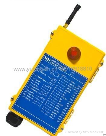 臺灣工業無線電遙控器沙克SAGA1-K4 2