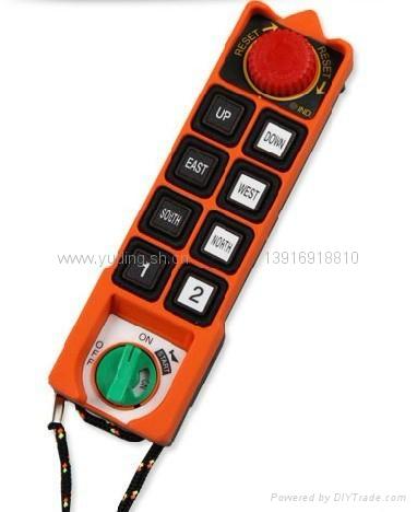 台湾沙克工业无线电遥控器SAGA1-L10 1