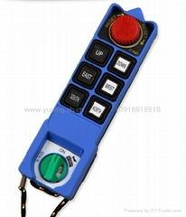 臺灣沙克工業無線電遙控器SAGA1-L8B