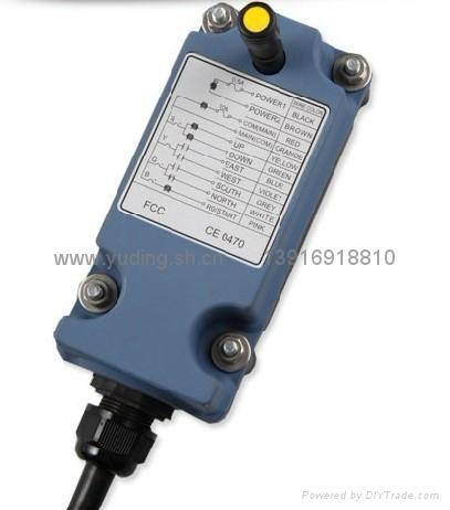 臺灣沙克工業無線遙控器SAGA1-L8 2