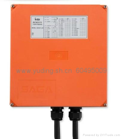 臺灣沙克工業無線電遙控器SAGA1-L40 2