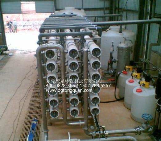 湖北精细化工超纯水设备 2