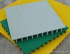 金尊玻璃鋼格柵陰溝蓋板