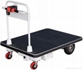 Material Handling Electric Platform Cart