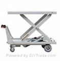 Big Platform Highly Duty Lift Table