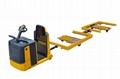 E-frame tugger-train carts  1