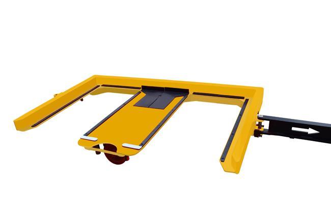 E-frame tugger-train carts  2