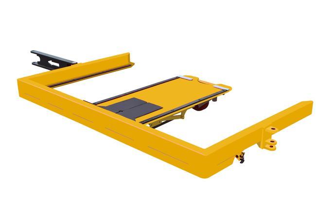E-frame tugger-train carts  3