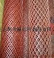 3mm-8mm厚热镀锌平台钢板网 2
