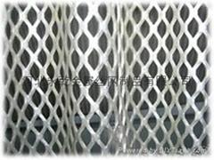 裝飾用5*10mm孔小型鋁板網