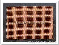 耐温1600°铸铁过滤网 2