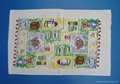 Cotton Printed Velour Kitchen Tea Towel 4