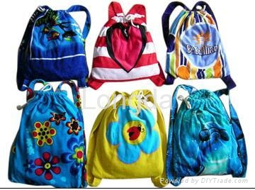 Beach Bag: Beach Bag Suitcases And Towels