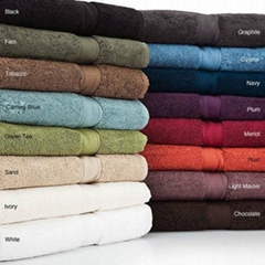 100% Cotton Terry Bath Towel