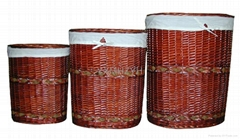 willow baskets 3/S