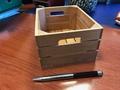 wooden storage box 2