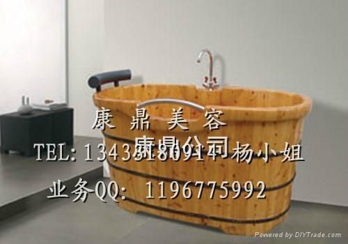 香柏木桶 1