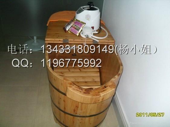沐浴燻蒸兩用桶 2