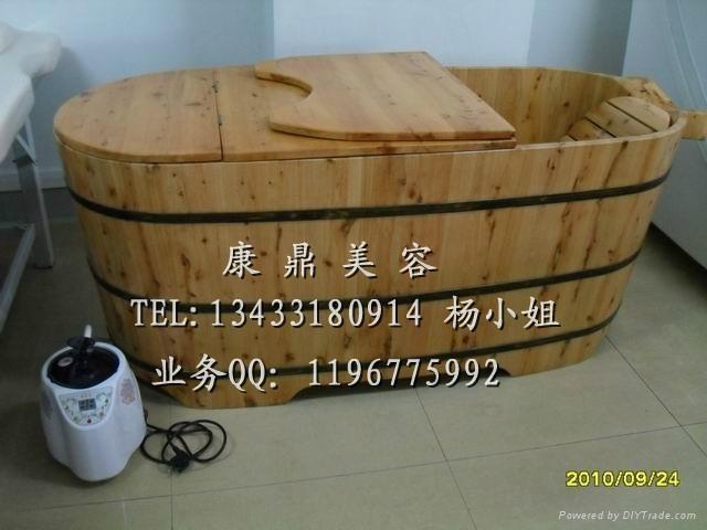 桑拿沐浴燻蒸桶 1