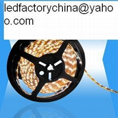 335 series epoxy cover flexible LED light strip side emitting smd 335 led strip
