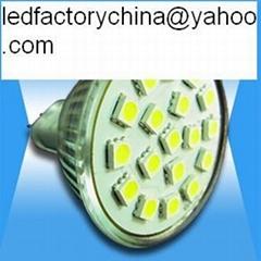 5050SMD LED spotlight Taśma LED SMD biała wodoszczelna IP65