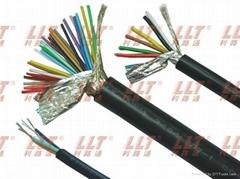 20芯双绞屏蔽线