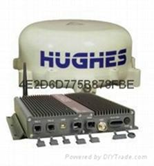 海事车载Hughes 9350 BGAN 移动卫星终端