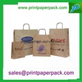 Bespoke Fashion Kraft Paper carrier Bag  2