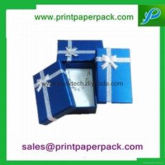 圆柱形珠宝首饰礼品盒 戒指盒 带丝带
