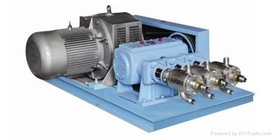 大流量低温液体泵 1