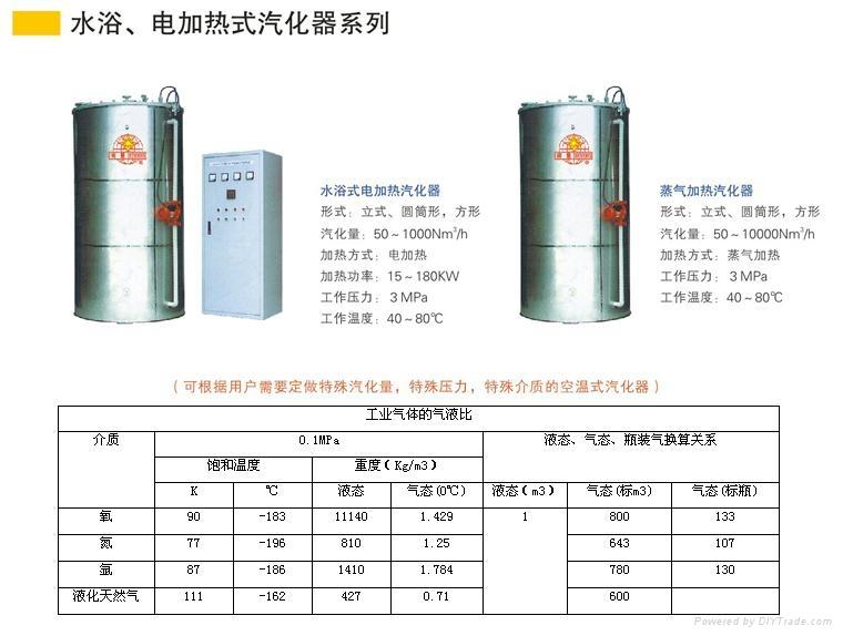 电加热汽化器 1