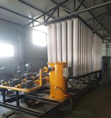 LNG汽化调压装置
