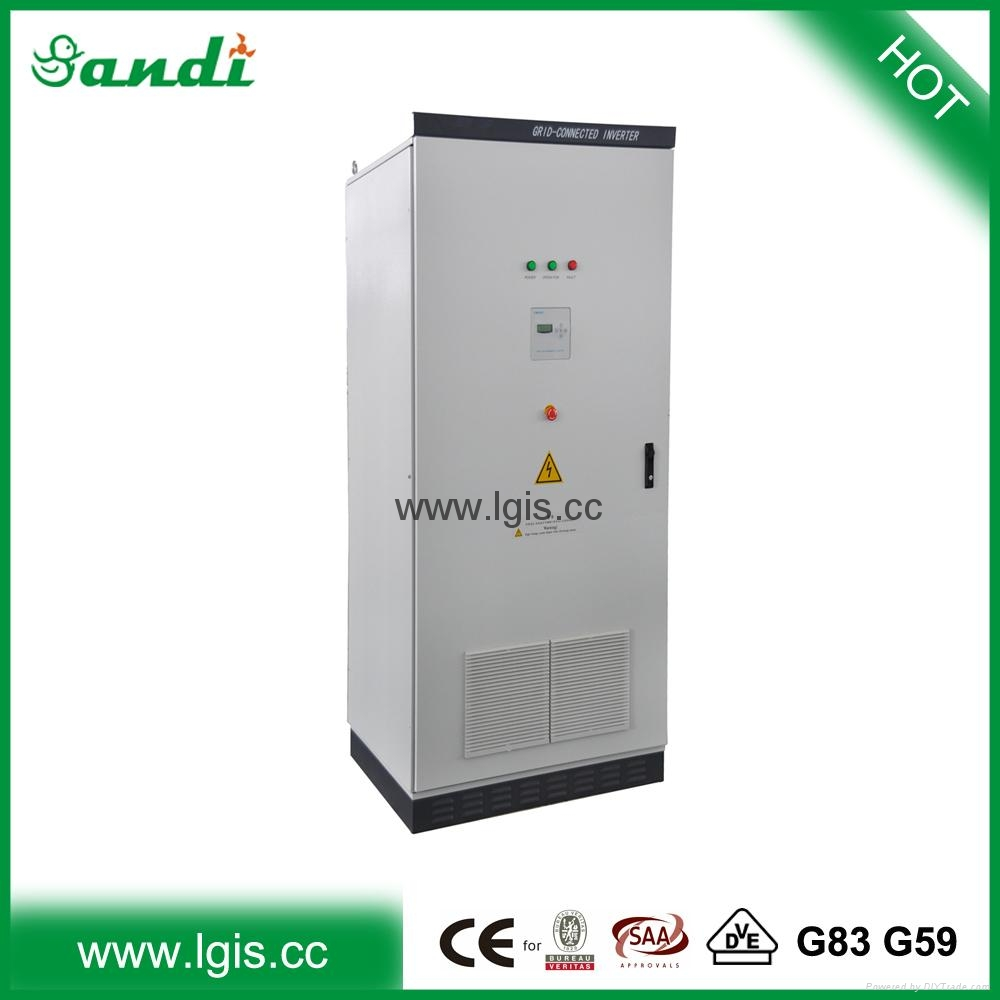 Solar Wind Grid Tie Inverter with AS4777 VDE certificate 2