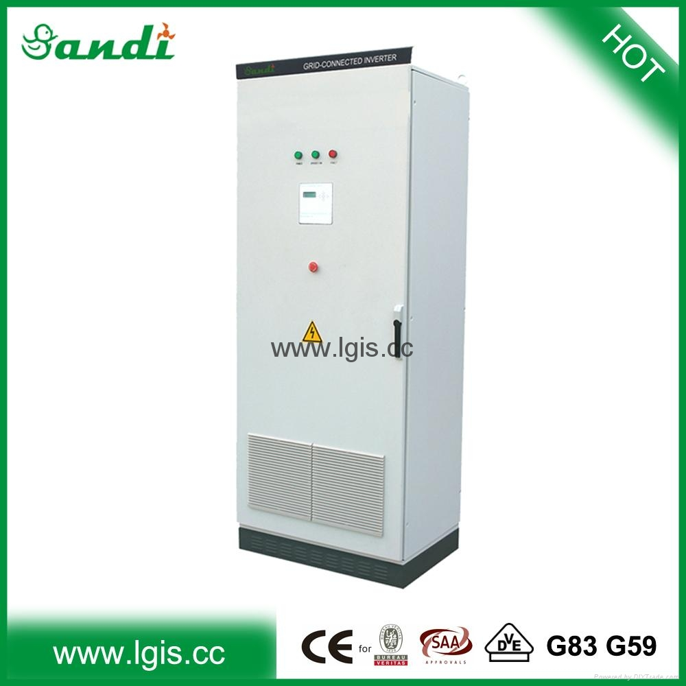 Solar Wind Grid Tie Inverter with AS4777 VDE certificate 1