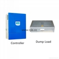Wind Solar Hybrid Charger Controllers