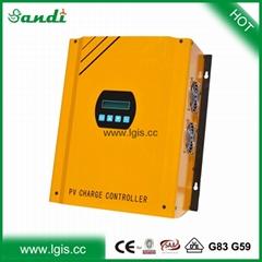96V/144V/240V/384V Solar Charge Controller for battery charging 100A/150A/200A