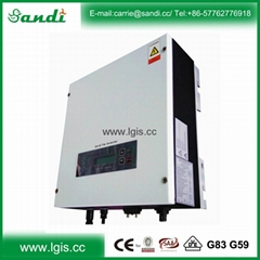grid tie inverter 3kw(1kw,2kw,3kw,4kw,5kw,6kw,7kw,8kw,9kw,10kw) with MPPT