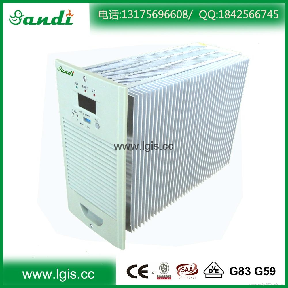 High Power AC/DC Battery Charger with Input 380VAC 4