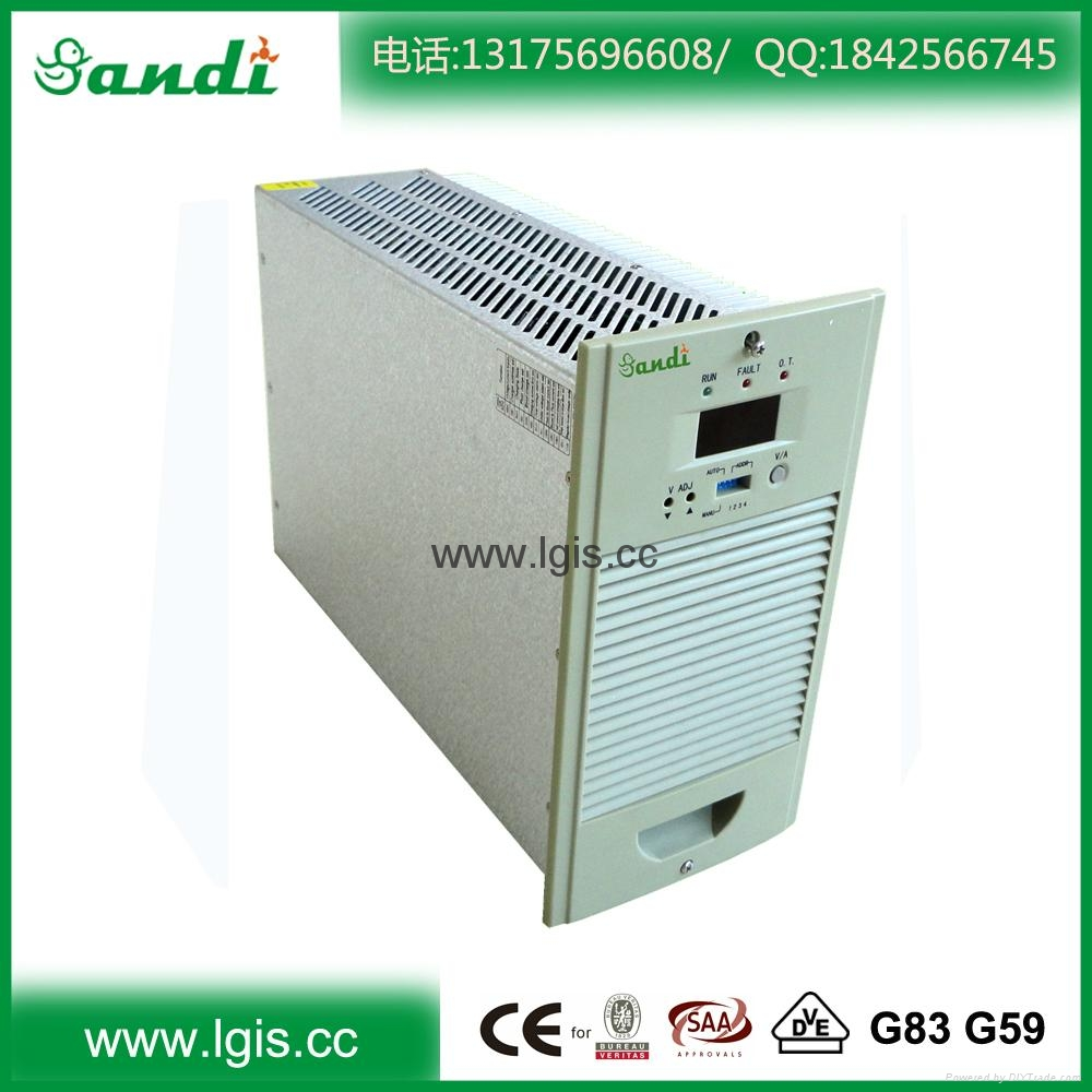 High Power AC/DC Battery Charger with Input 380VAC 5