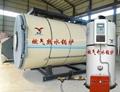 天津2T燃气电开水锅炉 3