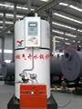 张家港分舱500升燃气电开水炉 5